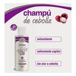 Champú de Cebolla...