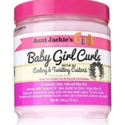 Baby Girl Curls Curling and...