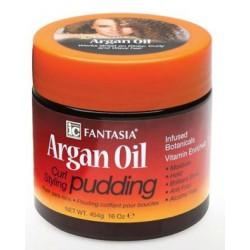 Argan Oil Curl Styling...